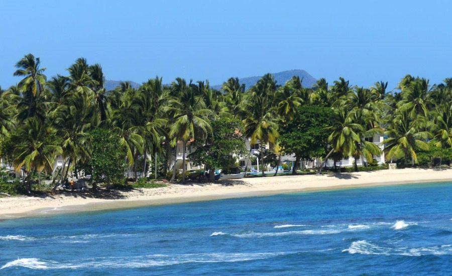 Beachfront Condo Rentals in Samana Dominican Republic.